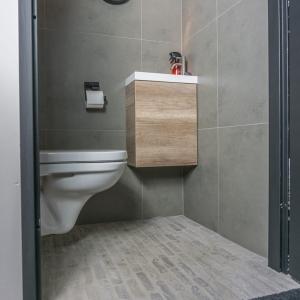 Chateau Carreau IJsselformaat in toilet